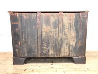 Early 20th Century Oak Chest of Drawers (6 of 6)