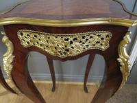 Stunning Pair of French Side Tables Gueridons (6 of 8)