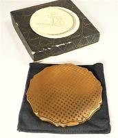Rare Late 1950s Enamel Stratton Powder Compact (5 of 7)