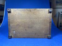 19th century French Walnut Inlaid Jewellery Box. (9 of 16)