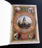 1870-81 Leather Bound Volume of London Illustrated Almanack (2 of 5)