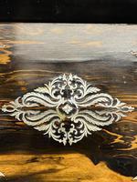 Mother of Pearl Coromandel Clock (3 of 6)