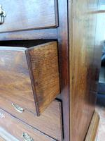 Country Oak Chest on Chest 1760 Suit Country Cottage (5 of 10)