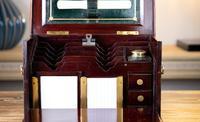 Edwardian Mahogany Stationery Cabinet c.1910 (9 of 13)