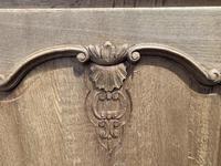 French Bleached Oak Side Cupboard (7 of 16)