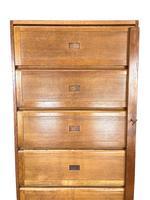 Industrial Vintage Staverton Oak Cabinet (4 of 10)