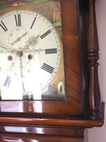 Fine English Longcase Clock Styers of Darlington 8-day Grandfather Clock with Moon Roller Dial (2 of 19)