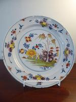 18th Century English Delft Charger (7 of 7)