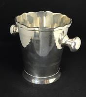 Vintage Silver Plated Ice / Wine Bucket (5 of 7)