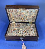 Victorian Rosewood Gentlemen's Vaniety Box (2 of 13)