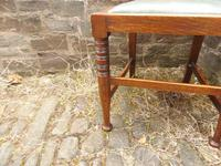 Richard Norman Shaw Set of Eight Chairs (8 of 9)