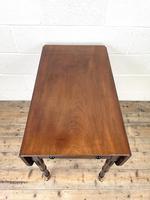 Antique Regency Mahogany Pembroke Table (6 of 10)