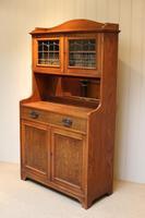 Small Proportioned Oak Dresser (9 of 9)
