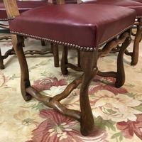 French Os De Mutton Set of 6 Dining Chairs (10 of 14)