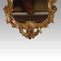 Rare Antique Gilt Florentine Mirror (2 of 6)