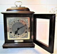 Outstanding 1952 English Westminster Chime Presentation Bracket Clock (2 of 9)