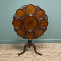 Quality Victorian Mahogany Antique Supper Table (7 of 9)