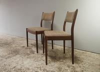 1970's G Plan mid century extending dining table and chairs (8 of 9)