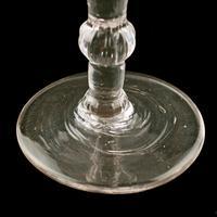 Early 18th Century Georgian Wine Glass (3 of 6)