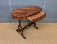 Victorian Period Mahogany Table (10 of 14)