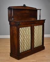 Victorian Rosewood Chiffonier (2 of 9)