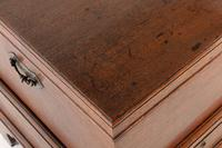 18th Century Oak Silver Chest (5 of 8)