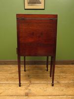 Antique 19th Century Gentleman's Washstand Cabinet, Bedside Cabinet (13 of 17)