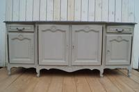 Painted Grey Enfilade (8 of 8)