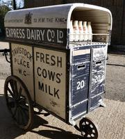 Edwardian Express Dairy Delivery Milk Cart (5 of 11)