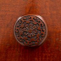 Victorian Mahogany Chest of Drawers (8 of 8)