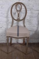 Very Pretty Pair of Newly Upholstered French Chairs (5 of 5)