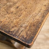 Distressed Refectory Table (2 of 11)