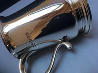 Delightful Solid Silver 1/4 Pint Tankard (4 of 5)
