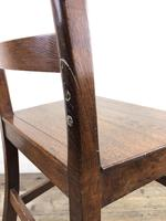 Pair of Antique Welsh Oak Farmhouse Chairs (14 of 17)