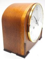 Really Good Hat Shaped Mantel Clock – Striking 8-day Arched Top Mantle Clock (7 of 10)