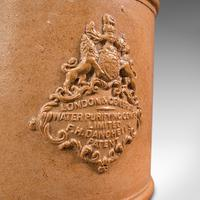 Antique Water Purifying Filter, English, Ceramic, Decorative, Victorian c.1870 (10 of 12)