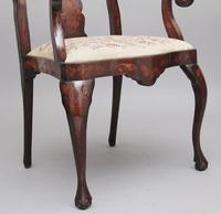 Early 19th Century Dutch Marquetry Armchair (7 of 12)