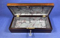 William IV Rosewood Glove Box (2 of 10)