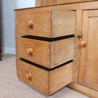 Pine Dresser 19th Century Welsh Kitchen (6 of 12)