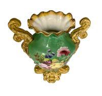 19th Century Coalport Design Porcelain Vase c.1830- 1850 (4 of 8)
