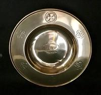 Edwardian Brass Alms Dish (3 of 3)