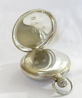 Silver Record Pocket Watch, 1935 (4 of 5)