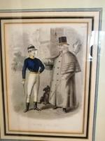 Set of Four Fine Prints by Joseph Couts - The Tailors Cutting Room (5 of 15)