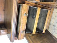 Early 20th Century Antique Oak Dresser (M-1650) (4 of 16)