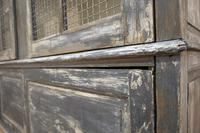 Large Scale 19th Century Painted Housekeepers Cupboard (3 of 17)