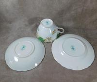Crown Staffordshire, Fine Bone China Trio, Pattern No F15971 (4 of 9)