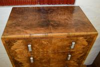 Large Art Deco Six Drawer Chest of Drawers (12 of 12)