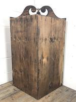 Antique Glazed Corner Cupboard (7 of 7)