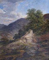 Attributed to George William Pettitt - Gilt Framed Oil Painting on Canvas (2 of 5)