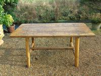 Antique Farmhouse Rustic / Industrial Table (9 of 9)